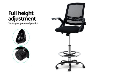 Drafting Office Mesh Chair