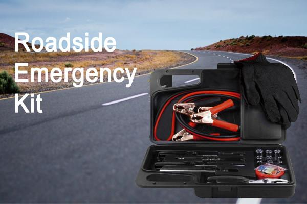 Electronics,Auto Accessories,End Of Season - Handy 30-Piece Roadside Emergency Kit