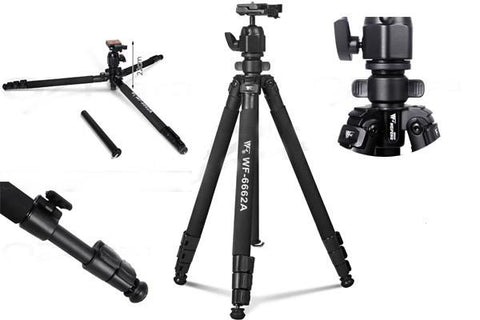 Electronics,Home & Garden,Gift Ideas,Christmas Gift Ideas - Professional Tripod With Flexible Ball Head