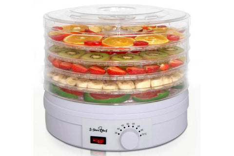 Electronics,Home & Garden,Gift Ideas,Kitchen & Appliances - Electric Food Dehydrator