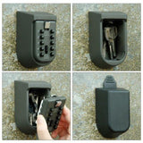 Electronics,Home & Garden,Home Deco - Outdoor Key Safe Box