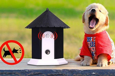 Electronics,Home & Garden,Pet Care - Outdoor Bark Control Device