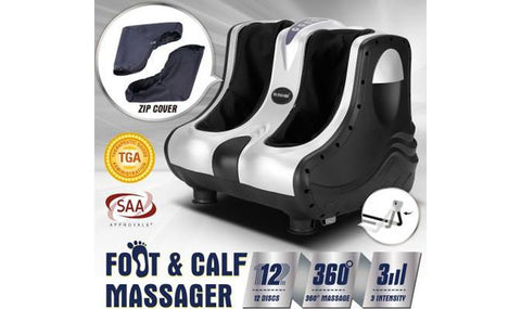 Foot Massager - Shiatsu Foot & Calf Massager