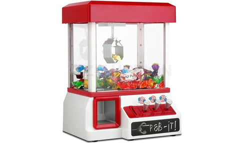 Games - Arcade Claw Candy Grabber Prize Machine