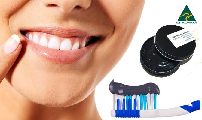 Health - Activated Charcoal Toothpaste