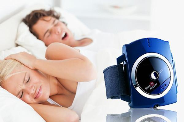 Health & Beauty - Electronic Snore Stopper
