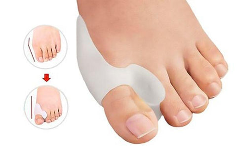 Health & Beauty,Under $20 Deals - Silicone Toe Alignment Support