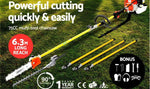 Hedge Trimmer - 75CC 2 IN 1 Gardening Tool & Hedge Trimmer