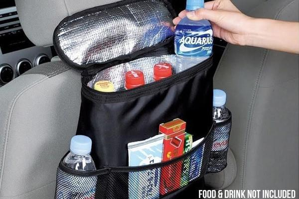 Home & Garden,Auto Accessories,All Of Store,End Of Season - Back Seat Car Storage Organiser