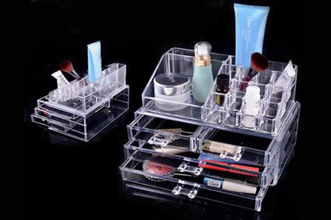 Home & Garden,Fashion,Health & Beauty,Gift Ideas,Home Storage,Essentials - 4 Drawer Makeup Organiser