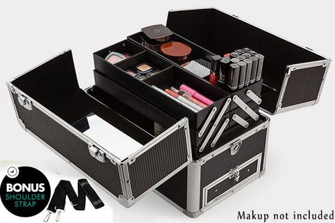 Home & Garden,Fashion,Home Storage - Portable Travel Cosmetics Beauty Case