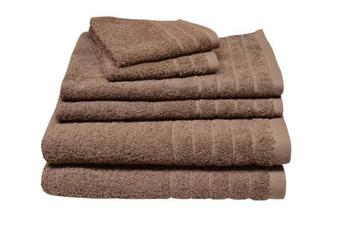Home & Garden,Gift Ideas,Essentials - Six-Piece Egyptian Cotton Towel Set 620 GSM