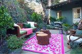 Home & Garden,Home Deco,End Of Season - Indoor/Outdoor Rugs Made From Recycled Material