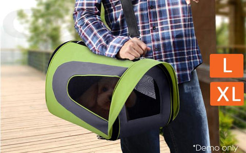 Home & Garden,Pet Care,End Of Season - Portable Pet Carrier