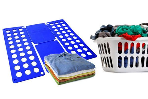 Home & Garden,Under $20 Deals,Home Storage - Flip N' Fold Laundry Butler Clothes Folder