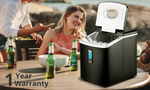 3.2L Portable Stainless Steel Ice Maker