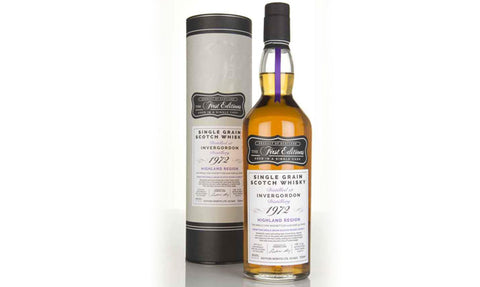 Invergordon 45 Year Old 1972 (cask 14772) - The First Editions