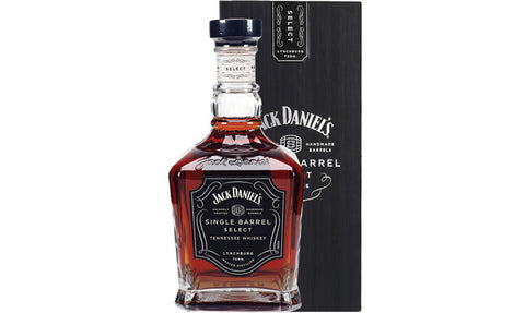 Jack Daniel's Single Barrel Select Tennessee Whiskey 700ml