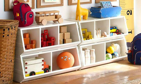 Kids Storage - Kids Toy Box Storage