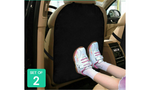 2x Car Back Seat Protectors Covers