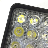 LED Light - 2x 80W LED Work Flood Light