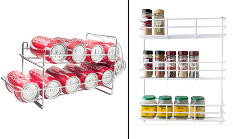 Can Dispenser or Spice Rack