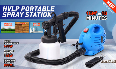 Electric Paint Sprayer Gun 650W