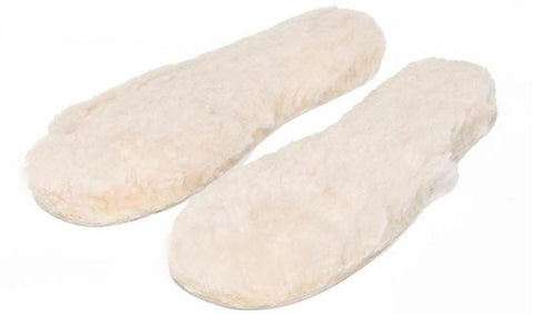 Pair Of Unisex UGG Sheepskin Insoles