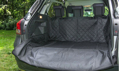 Pet Vehicle Cargo Cover