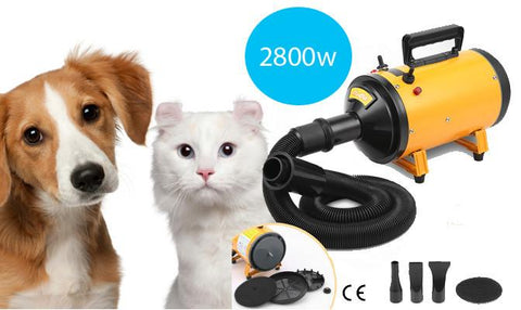 Pet Dryer - Pet Grooming Hair Dryer