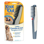 Electric Pet Grooming Combs
