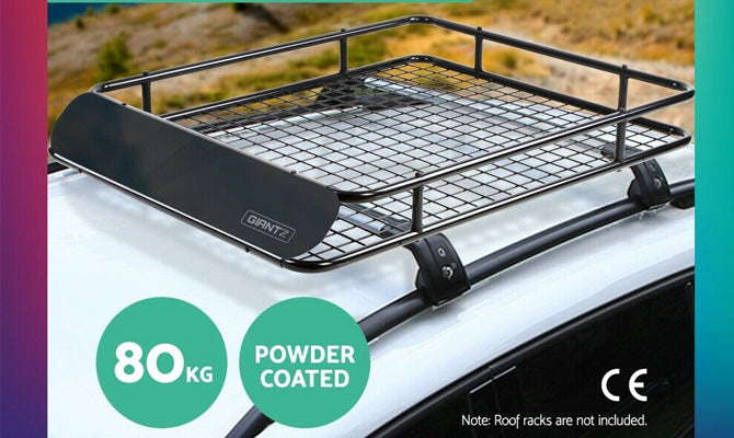 Lockable Universal Car Roof Racks