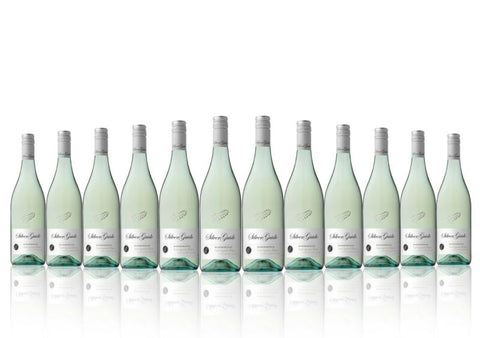 12x Silver Guide NZ Marlborough Sauvignon Blanc White Wine 2017(250ML)