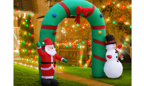 Christmas Inflatable Giant Arch