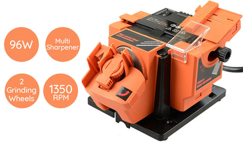 96W Electric Multi-Tool Sharpener
