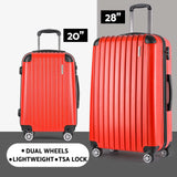 Suitcase - Travel Luggage Suitcase 2Pc/3Pc