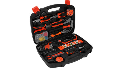 102 Pc Home Handyman Kit