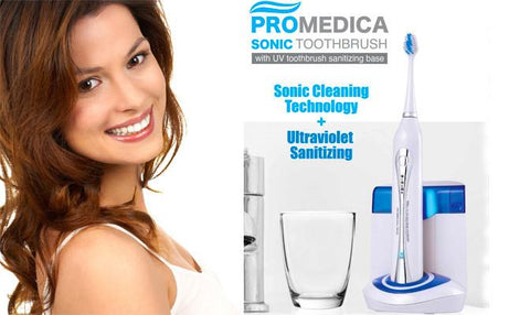 ToothBrush - Promedica Ultrasonic Toothbrush