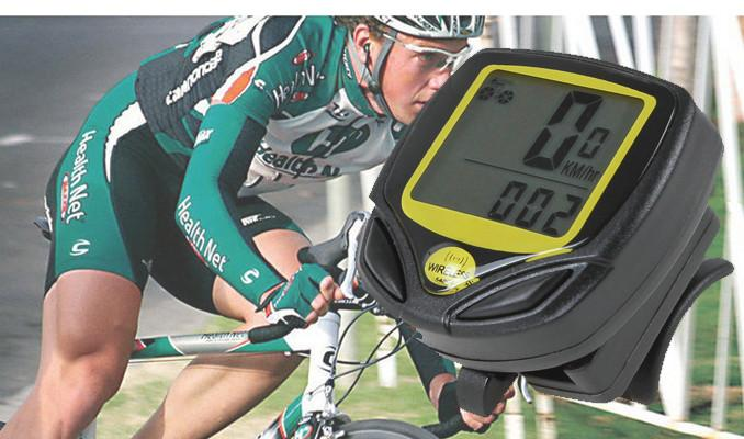 Waterproof Bike Digital Odometer