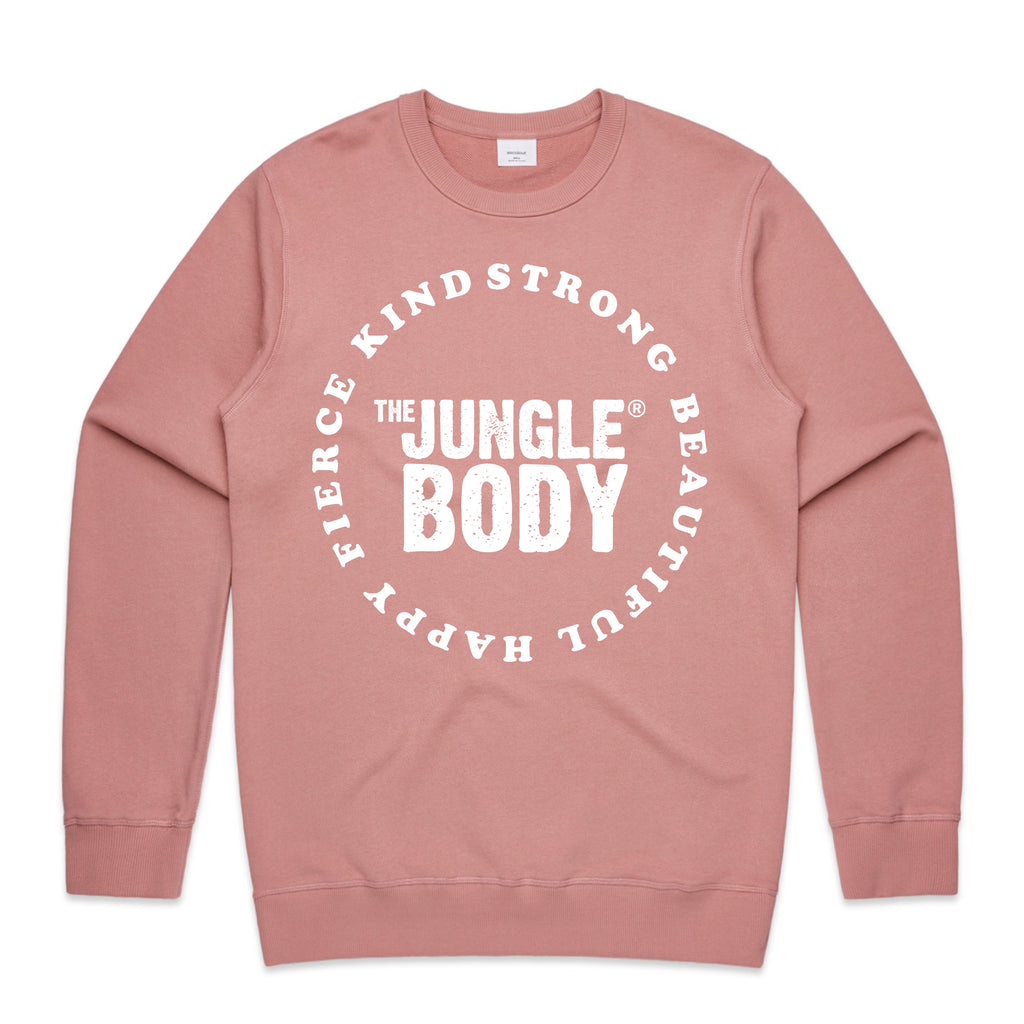 The Jungle Body Crew Sweatshirt