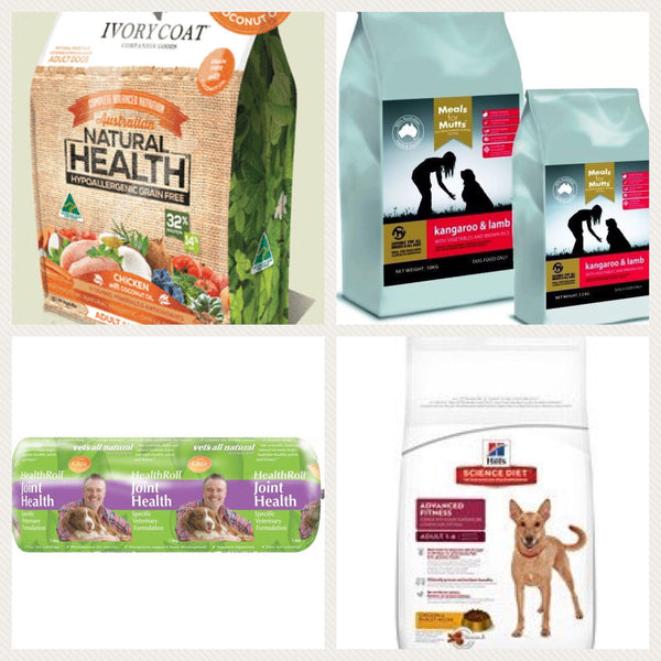 Dog Food & Treats