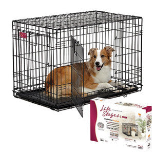 Dog Bowls, Crates and Accessories