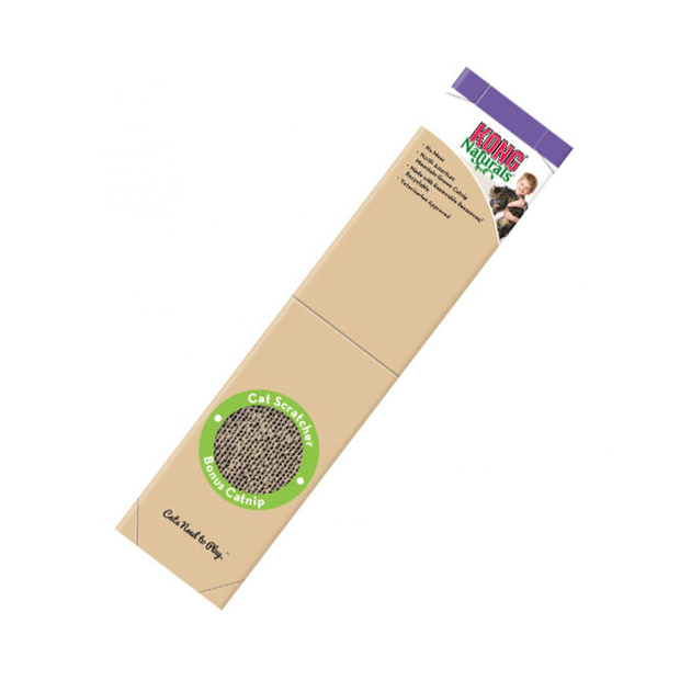 Cat Kong Naturals Scratcher Single