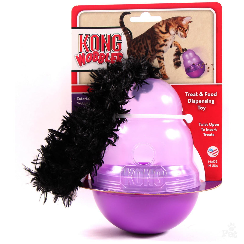 Cat Kong Wobbler