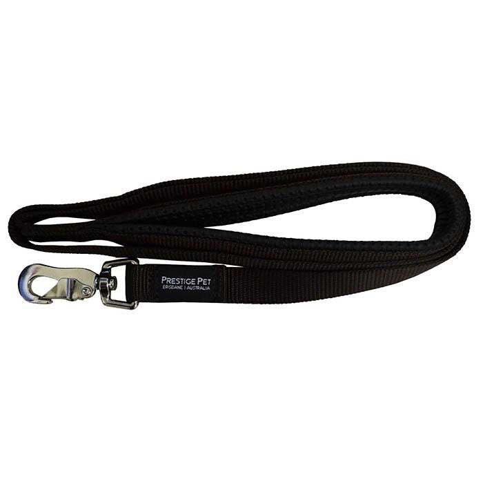 "Lead - Prestige Soft Padded 3/4"" Leash 183cm"