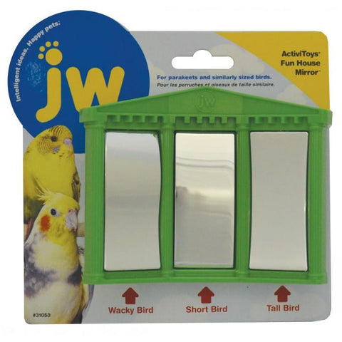 Bird JW Toy Fun House Mirror
