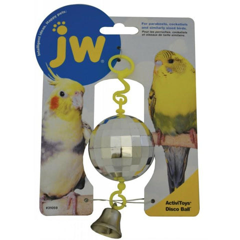 Bird JW Toy Disco Ball