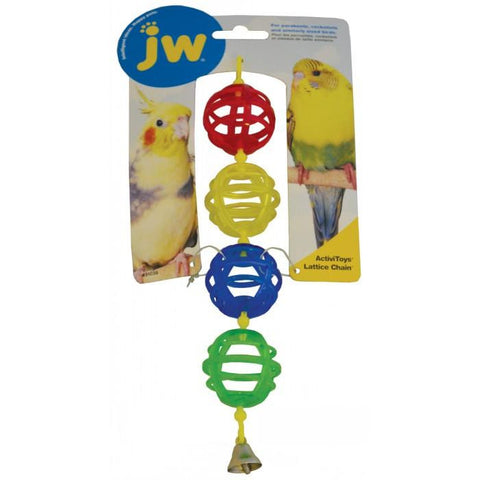 Bird JW Toy Lattice Chain