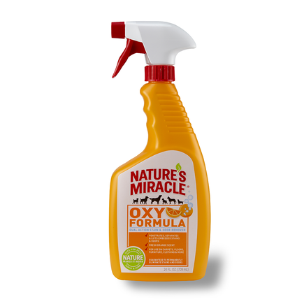 Nature's Miracle Oxy Stain & Odor Remover 709mL