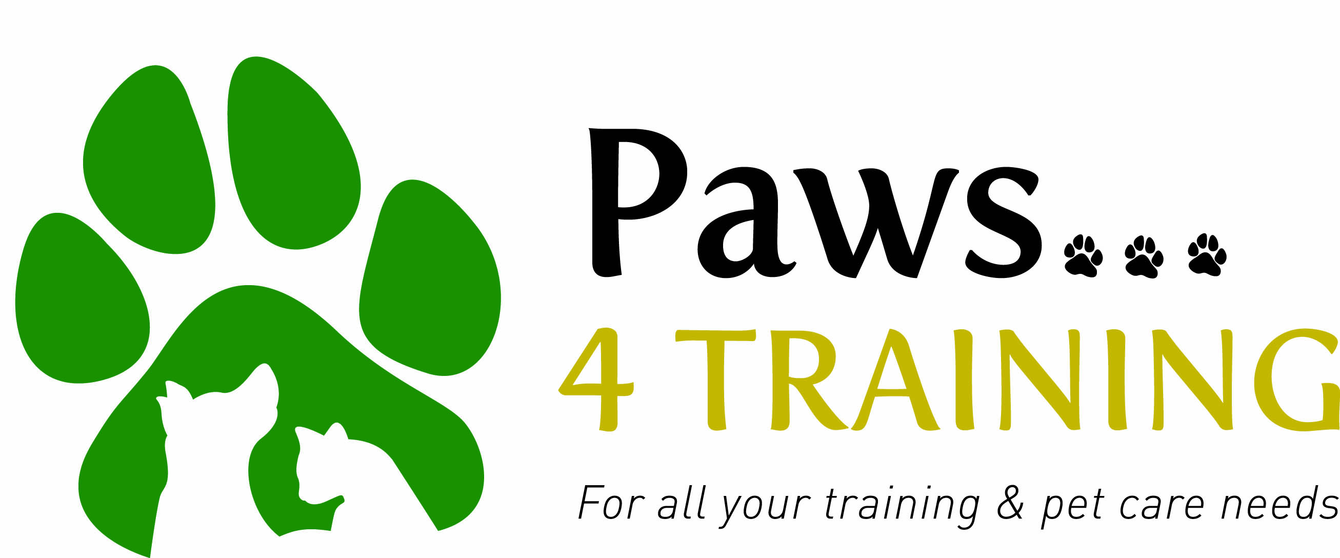 Paws... 4 Training & Playtime